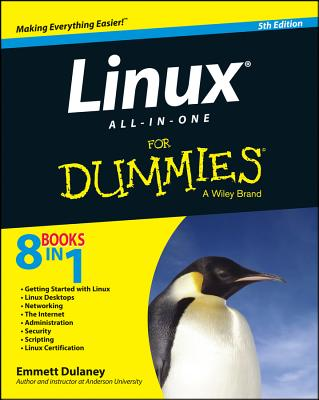 Linux All-in-one for Dummies By Dulaney, Emmett